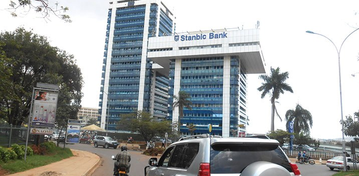 URA Recognises Stanbic bank as top tax payer