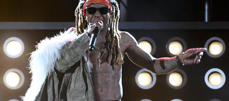 "Promo billboards for Lil Wayne's ""Carter V"" have started to pop up around NYC."