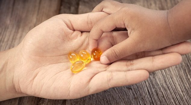 Taking fish oil during pregnancy boosts kids' growth