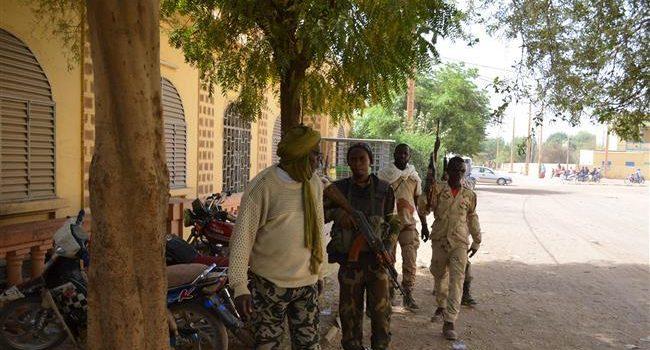 Blast kills 8 soldiers in Burkina Faso