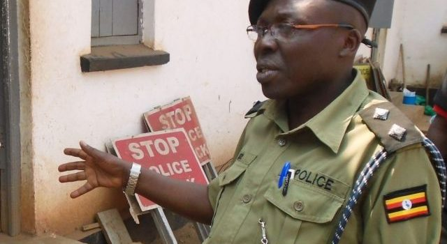 Kabale: Two arrested over car theft