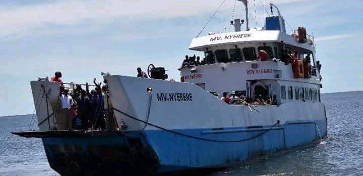 President Museveni sends condolences to Magufuli over MV Nyerere disaster