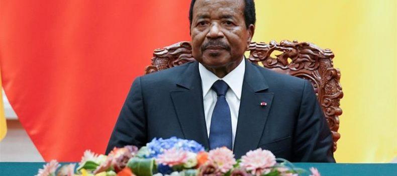 Cameroon's President Paul Biya wins seventh term