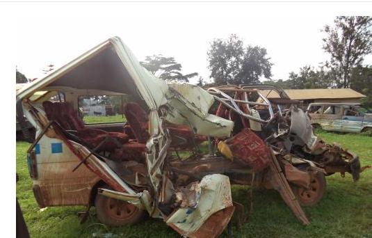 Three Killed in Hoima Accident