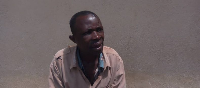Man in Mbarara who killed his son over land finally arrested