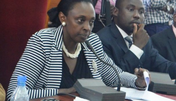 Parliament's select committee on sexual violence  in schools visits western region