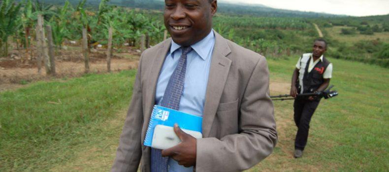 Capt. Bashaija on spot for grabbing Stock farm land in Mbarara