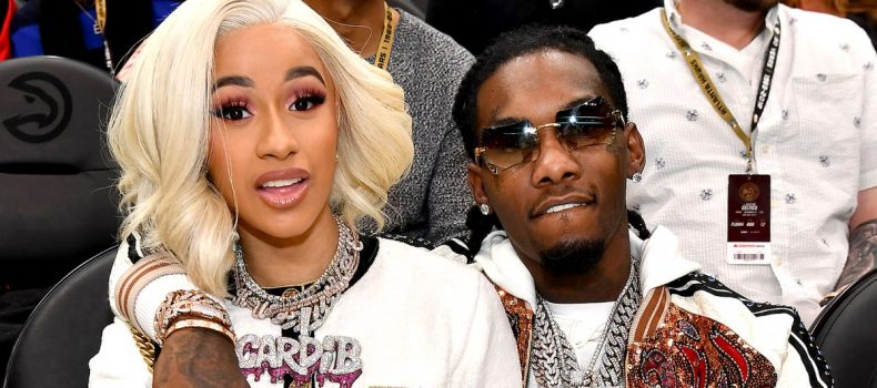 Cardi B  and  Offset  have split ……