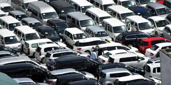 New vehicle sales up 20pc to 14,000 units.