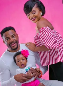 Ebuka Obi-Uchendu and Wife, Cynthia are Expecting Second Child.