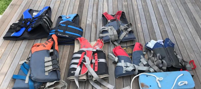 Government to remove taxes on life jackets