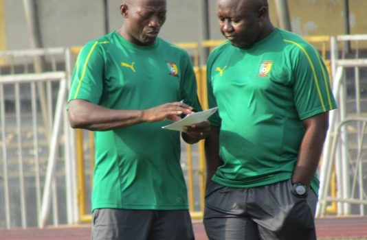 Alain Djeumfa appointed Cameroon womens team football team coach