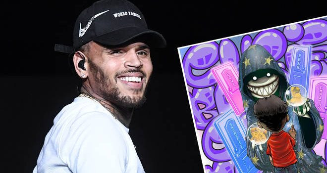"Chris Brown: Details About His Upcoming Album ""Indigo"""