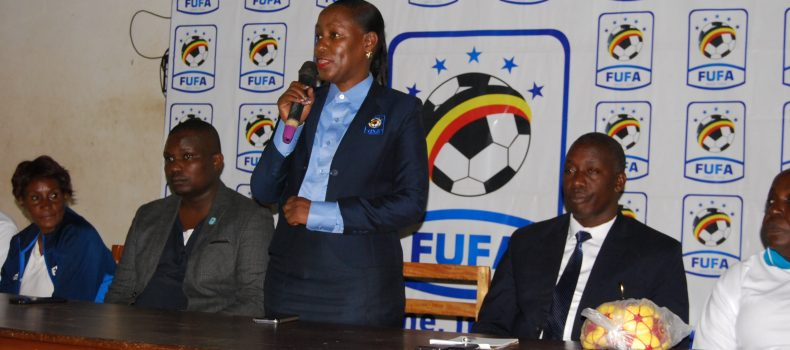 FUFA to improve referees salaries