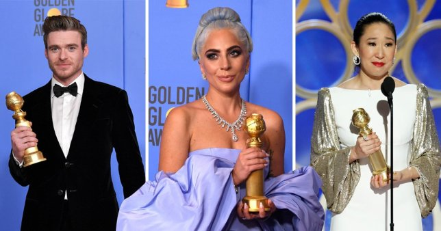 All the winners from Golden Globes 2019.