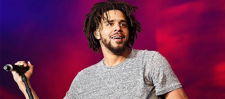 J. Cole sets it off with a major announcement