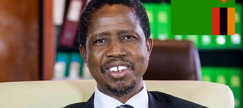 Lungu flies to South Africa  for urgent Democratic Republic of Congo talks.