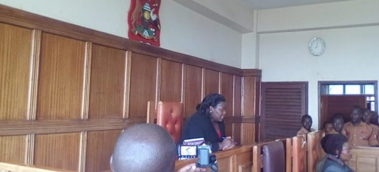 Mbarara municipal councilor, accused of computer misuse by the mayor, charged and released on bail