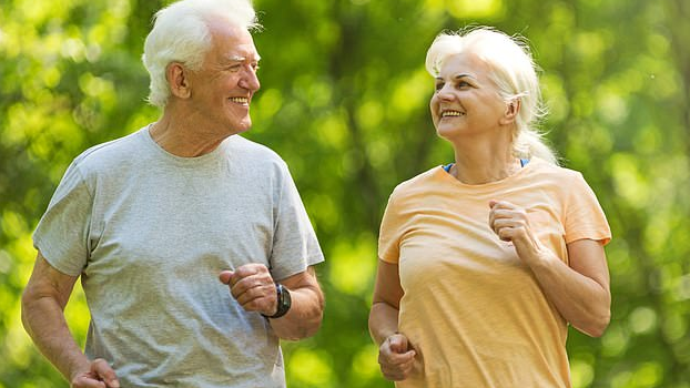Keeping active in old age may protect against dementia.