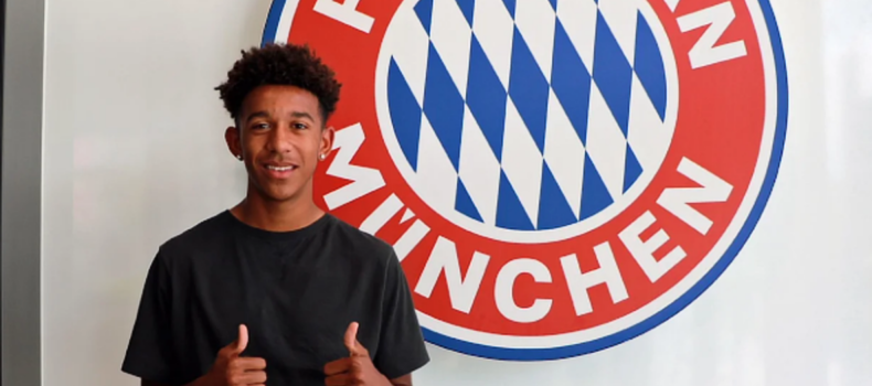 FC Bayern signs American young star Chris Richards from FC Dallas