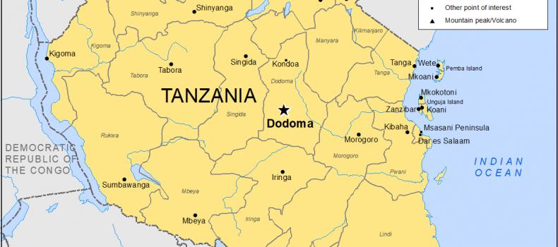 Six Tanzanian children killed for body parts.