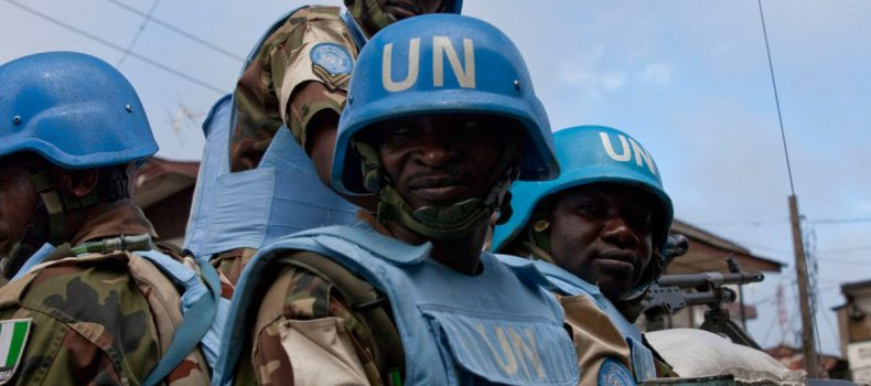 U.N peacekeepers in Mali provide free medical clinic in troubled region.