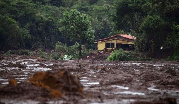 Brazil mine disaster death toll rises to 58.