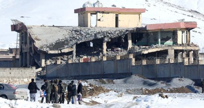 Afghanistan: Deadly Taliban attack on military compound.