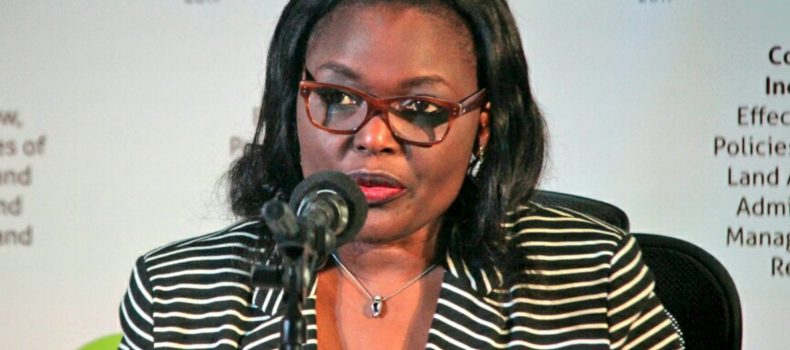 Commissioner Land Registration wanted before Land Probe