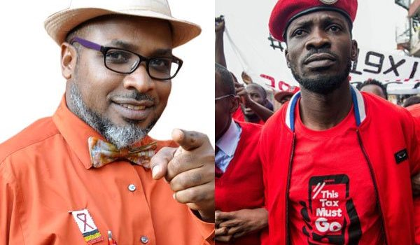 Bobi Wine  accused of politicizing gospel song
