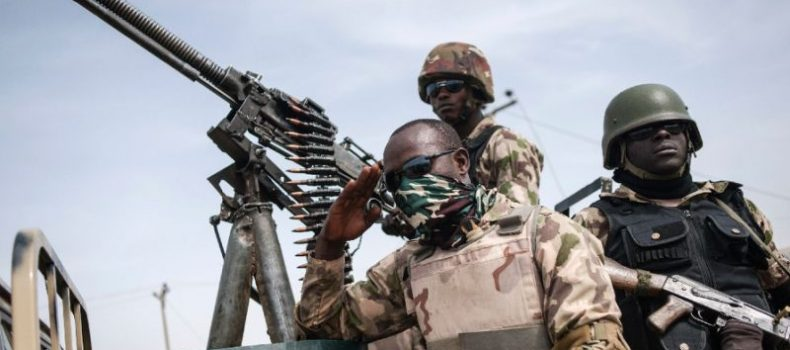 Niger army kills at least 280 Boko Haram militants.
