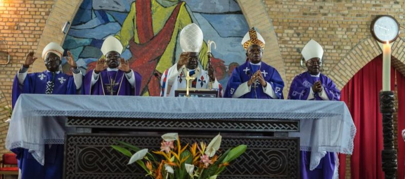 DRC Catholic Church fears Kabila will remote-control Tshisekedi.