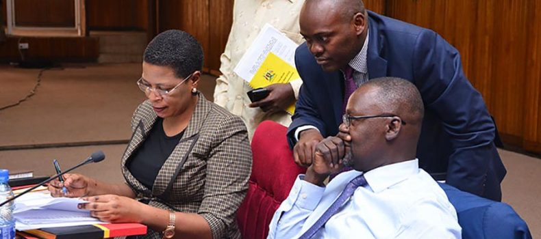 Speaker Kadaga meets Leader of Opposition in parliament today over COSASE committee's tenure extension