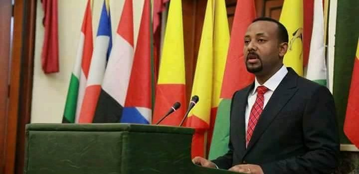 Ethiopia's  Prime Minister fires female press aides, appoints male spokespersons.