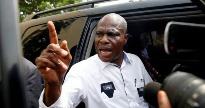 CONGO ELECTIONS: Opposition Candidate, Martin Fayulu calls for Protests after Court upholds Tshisekedi's election win