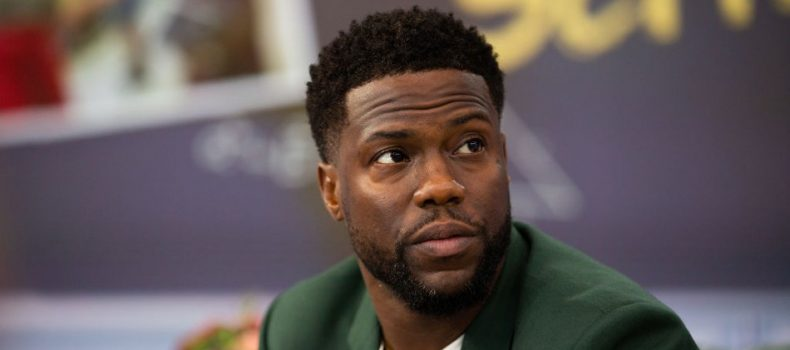 """Kevin Hart Is Done Talking About the Oscars Drama: """"I'm Over It"""""""
