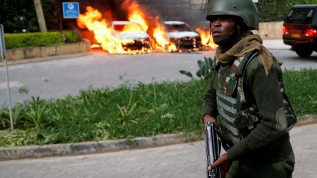 US dismisses 'false reports' on Kenya attack.