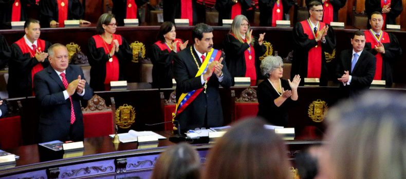 Maduro orders Venezuela diplomats out of the US as Crisis deepens