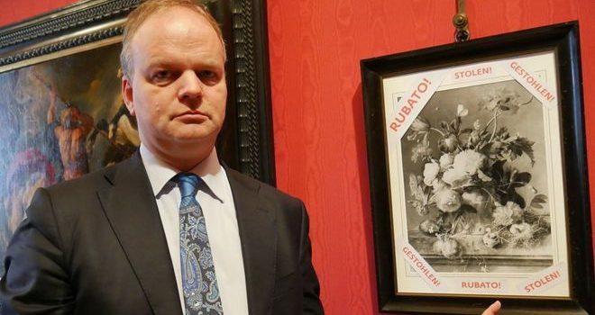 Italy's Uffizi Gallery demands back Nazi-stolen painting.