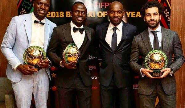 Uganda Cranes Captain Onyango named on the 2018 CAF best XI