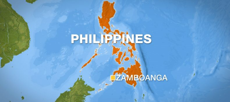 Southern Philippines mosque hit by deadly grenade attack.