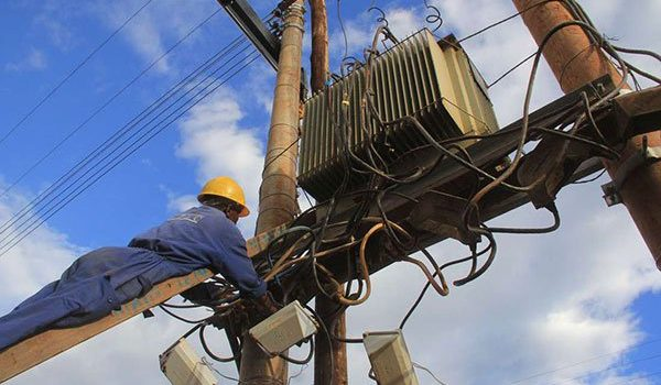 Kenyans unhappy about high energy costs.