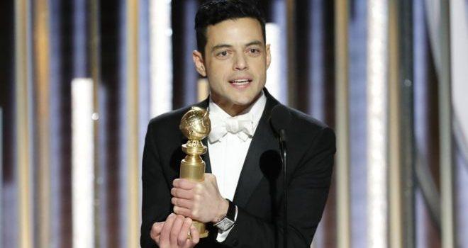 Bohemian Rhapsody and Rami Malek are surprise winners.