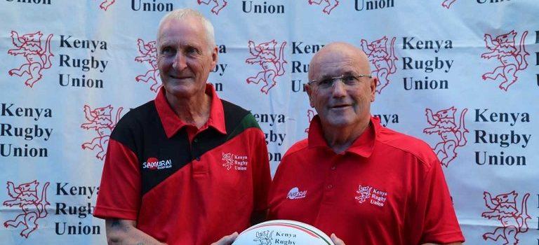 Kenya Rugby Union sack Head Coach Ian Snook