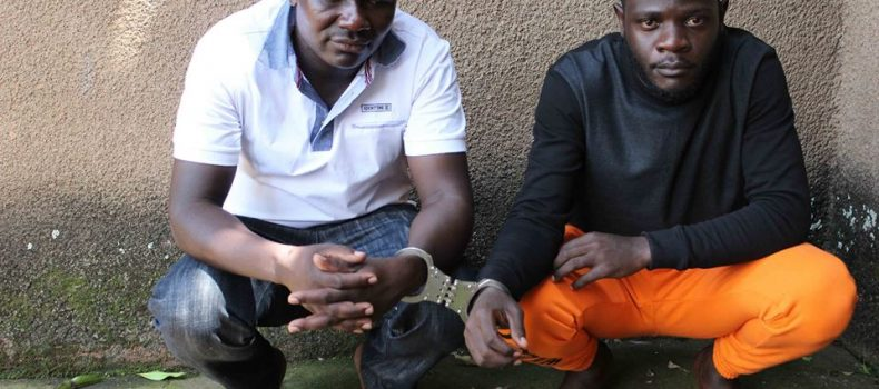 Two suspected ADF Killers arrested in Kampala