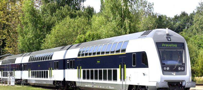 Train crash on Danish bridge kills six.