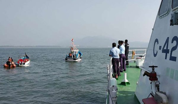 Five dead, 130 missing as 2 migrant boats sink off Djibouti.