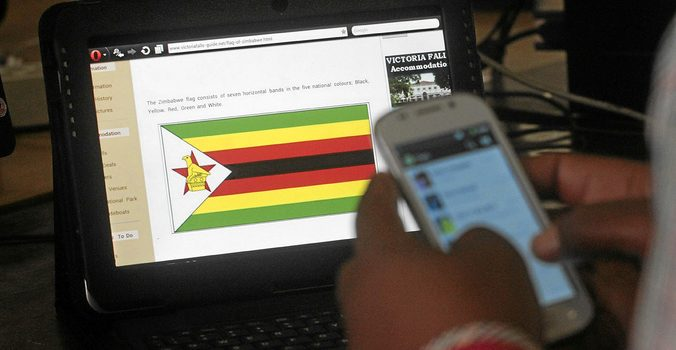 Zimbabwe court orders govt to restore internet access.