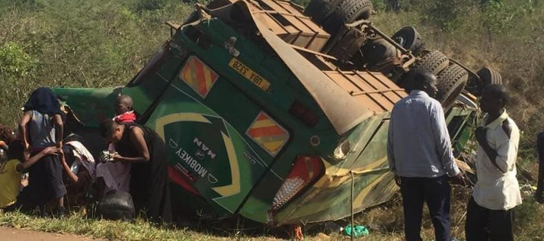 15 dead, over 30 injured in two separate accidents