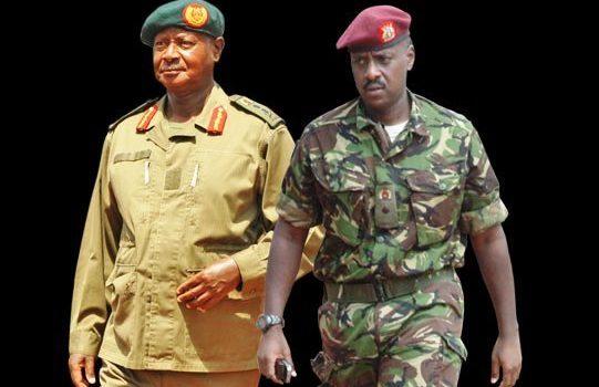Muhoozi Kainerugaba Promoted to Lieutenant General